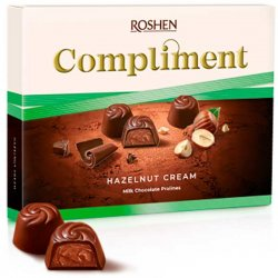 Dezert Roshen Compliment Hazelnut cream 122g