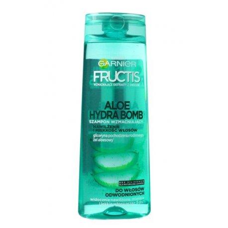 Garnier Fructis Aloe Light šampón pre jemné vlasy 400 ml
