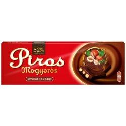 Piros Mogyorós čokoláda horká 250 g