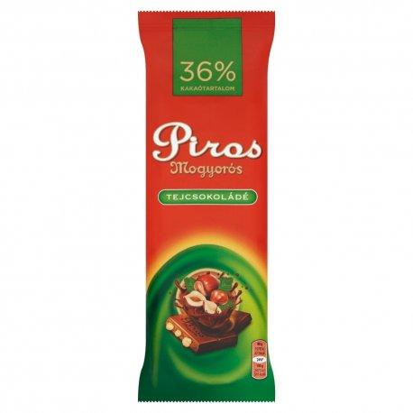 Piros Mogyorós čokoláda mliečna 80 g