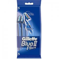Gillette blue II - 5 ks
