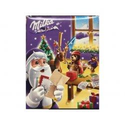 Milka adventný kalendár 90g