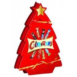 Celebrations vianočný stromček 215g