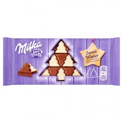 Milka Mliečna čokoláda z alpského mlieka 100g