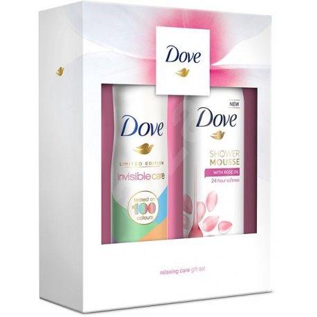 Dove Relaxing Care  darčeková kazeta pre ženy