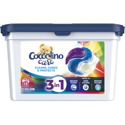 Coccolino Care color kapsule 18 PD