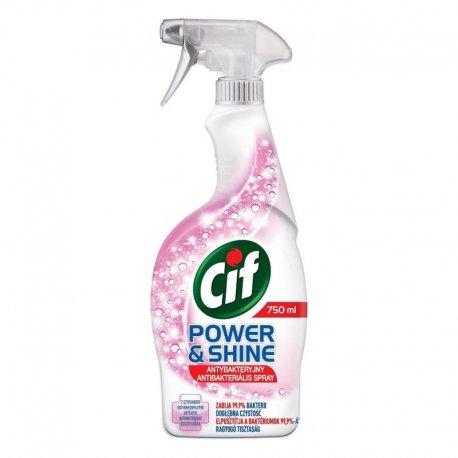 Cif Power & Shine antibakteriálny sprej 750ml