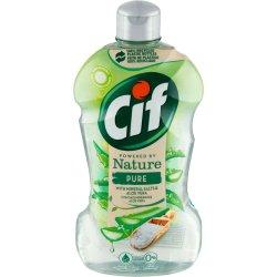 Cif prostriedok na umývanie riadu Nature Pure 450 ml