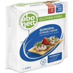 Abonett extrudovaný chlieb bezlepkový 100g