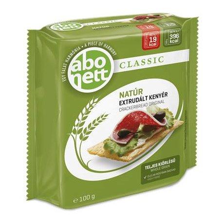 Abonett  Extrudovaný chlieb  Natur - 100g
