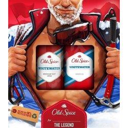 Old Spice kazeta  Whitewater Deodorant 150 ml + sprchový gél 250 ml