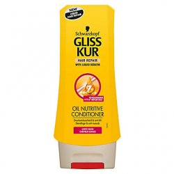 Gliss kur balzam na vlasy - Oil nutritive 250ml