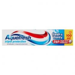 Aquafresh fresh & minty 100 ml