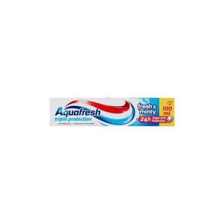 Aquafresh fresh & minty 100 ml