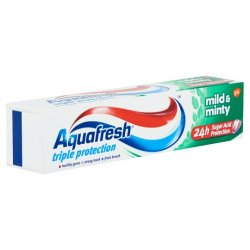 Aquafresh mild & minty 100 ml