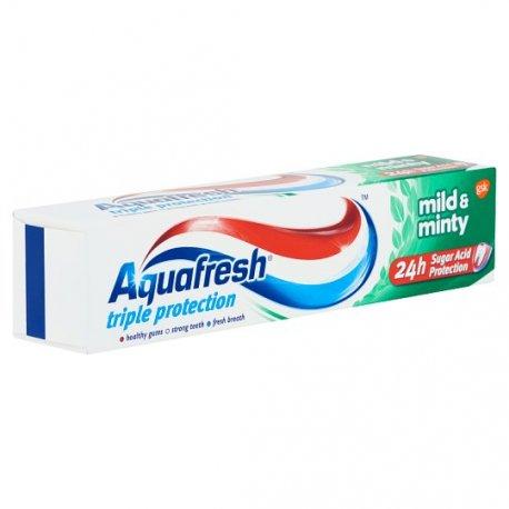 Aquafresh mild & minty 100 ml