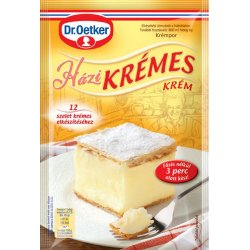 Dr Oetker Hungarian Traditional Krémes Cake Powder 230g