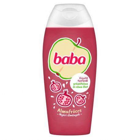 Baba sprchový gél - gránátové jablko 400 ml