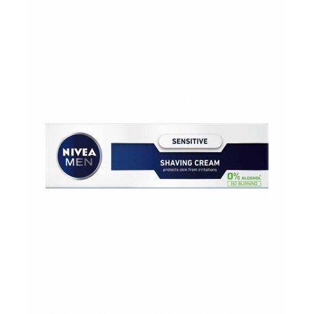 Nivea krém na holenie Sensitive 100 ml