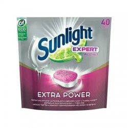 Sunlight All in 1 Tablety do umyčky 40 ks