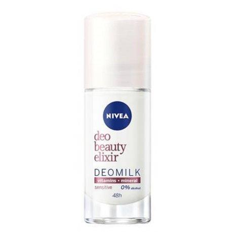 Nivea guľôčkový antiperspirant deo beauty elixir 40 ml