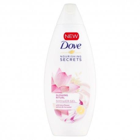 Dove sprchový gél Lotus 250 ml
