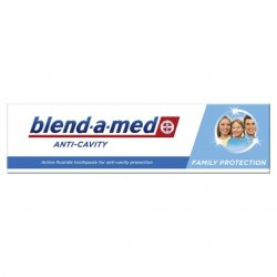 Blend-a-med Anti cavity Family protection 100 ml