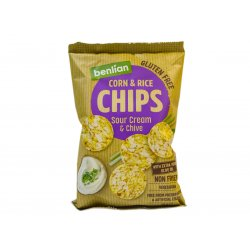 Benlian chips smotana 50 g