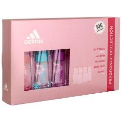 Adidas kazeta dámské 4 x EDT