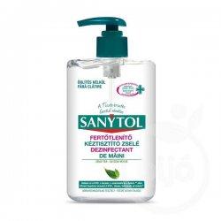 Sanytol dezinfekčný gél na ruky so zeleným čajom 250 ml