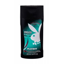Playboy sprchový gél 2v1 Endless Night 250ml