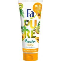 Fa sprchový gel Paradise Papaya Kiwi  200ml