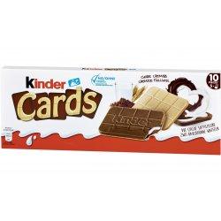 Kinder Cards 128 g