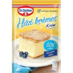 Dr.Oetker Házi Krémes - 30% cukru 149 g