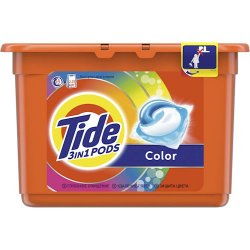 Tide all in one color kapsuly 15 ks