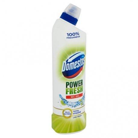 Domestos wc gél Lime fresh 700 ml