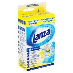 Lanza Tekutý čistič práčky sviežosť citróna Lemon 250 ml