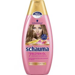Schauma šampon 7 Bluten-oil 480 ml