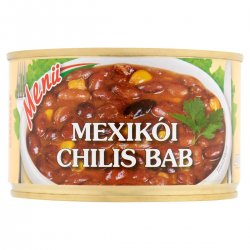 Menu Mexicka Cili fazuľa 400 g