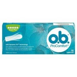 OB Tampón ProComfort Super Plus 16 ks
