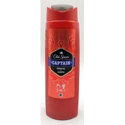 Old Spice sprchový gél + šampon Captain 250 ml