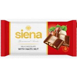 Siena mliečná čokoláda oriešk.100 g