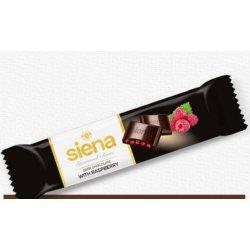 Siena horká čokoláda malina 37 g