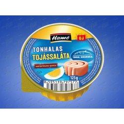 Hame 125 g  tuniak vaječný šalát 125 g