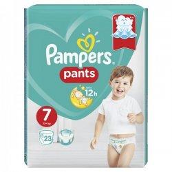 Pampers Pants 7 (17+kg) 23 ks