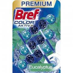 Bref Color Activ Eucalyptus 3x50g
