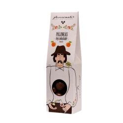 Passionate Pálinkás mliečná čokoláda marhuľa 80 g