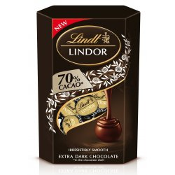 Lindt Lindor Dezert 70% Cacao 200 g