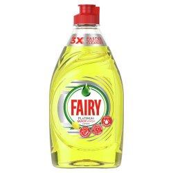 Fairy Platinum Lemon 383 ml