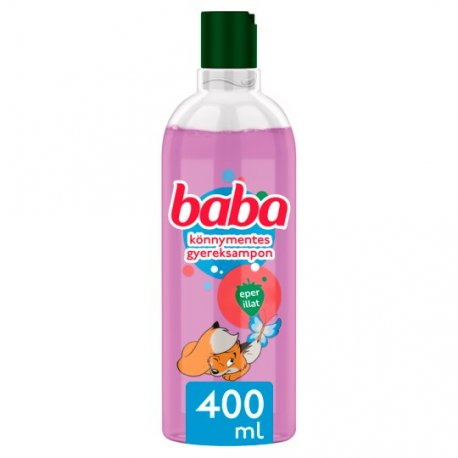 Baba šampón 400 ml - Pre deti